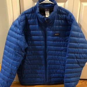Patagonia Men's Down Sweater Jacket. Men's XL.